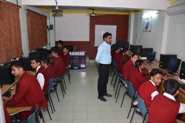 Creative Convent College-Computer Lab