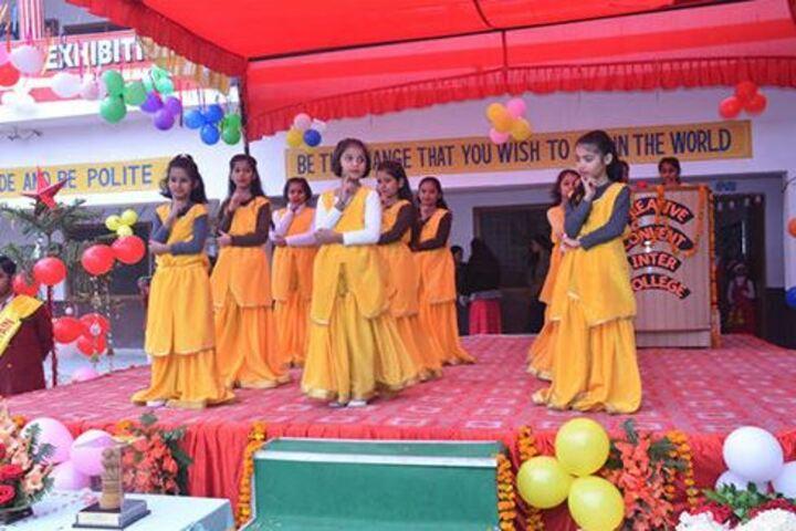 Creative Convent College-Festival Celebrations