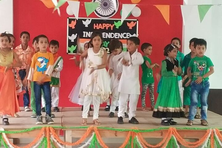 Creative Convent College-Independence Day