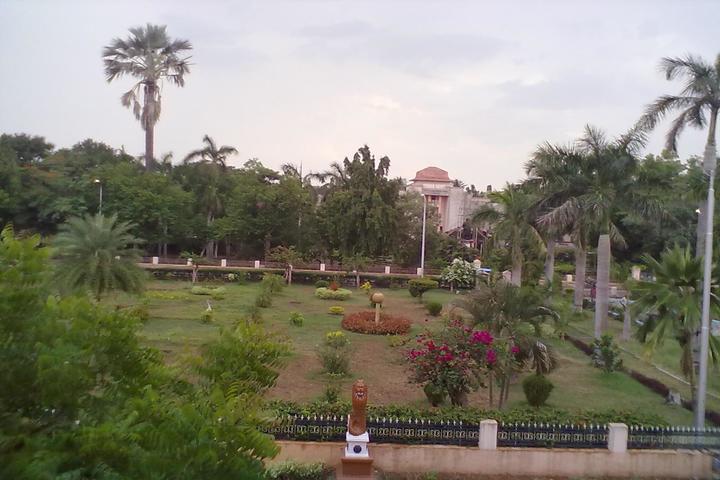 Crescent Convent School-Garden
