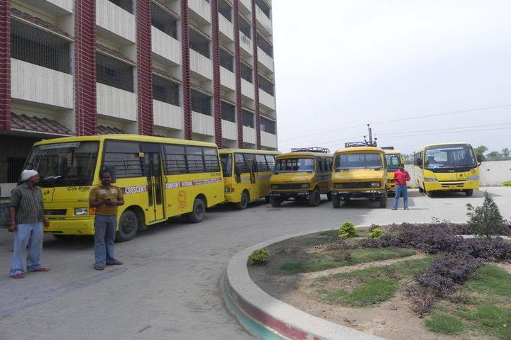 Crescent Convent School-Transport