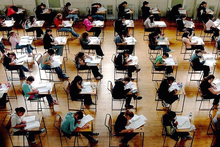 Crescent Convent School-Examination Hall