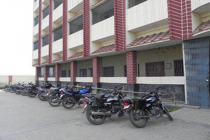 Crescent Convent School-Parking Place