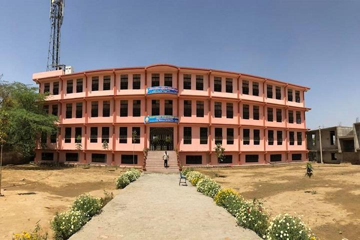 Crescent Convent Senior Secondary School-Campus