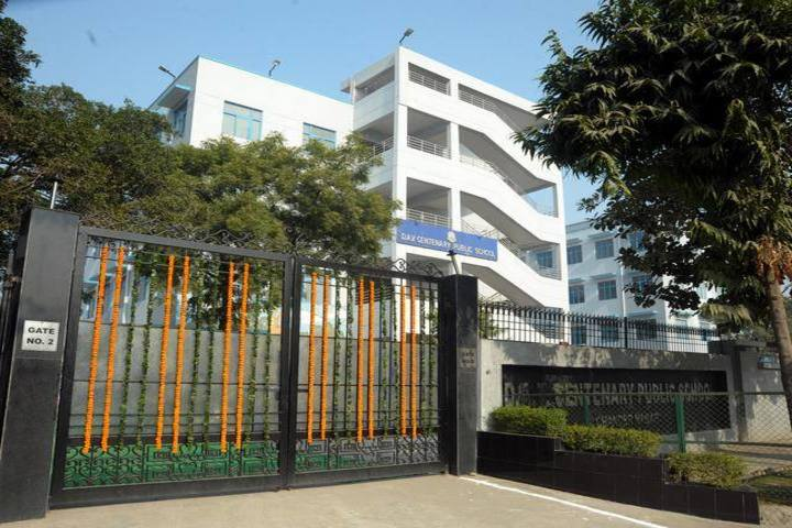 D A V Centenary Public School-Entrance