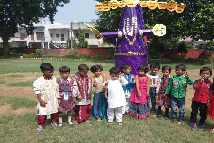 D A V Public School-Childrens Day