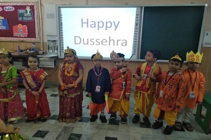 D A V Public School-Dussera