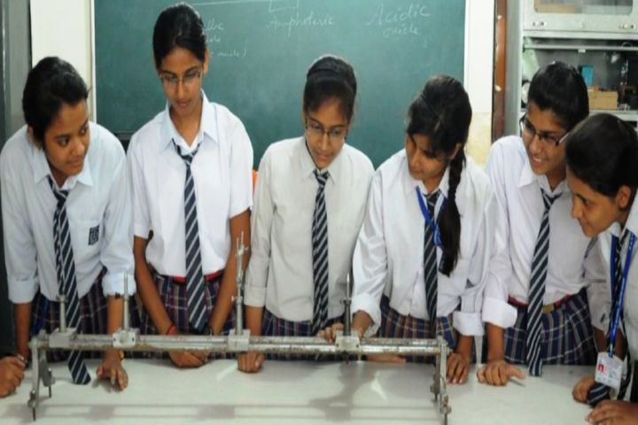 D A V Public School-Physics Lab