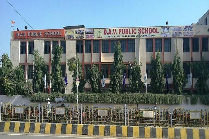 D A V Public School-School-View