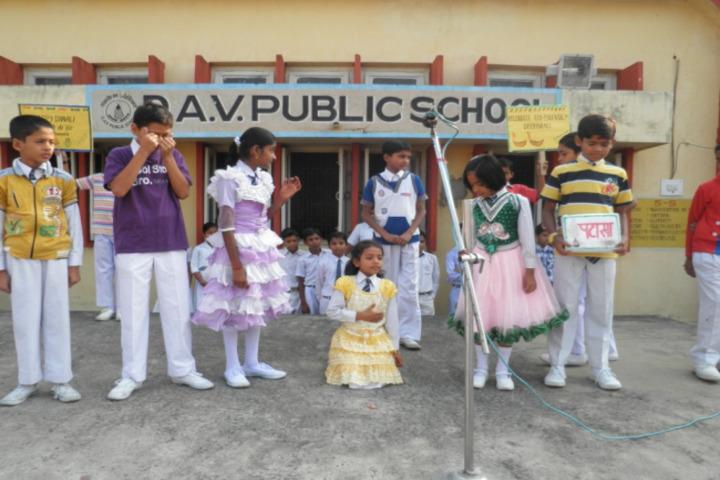 D A V Public School -Drama