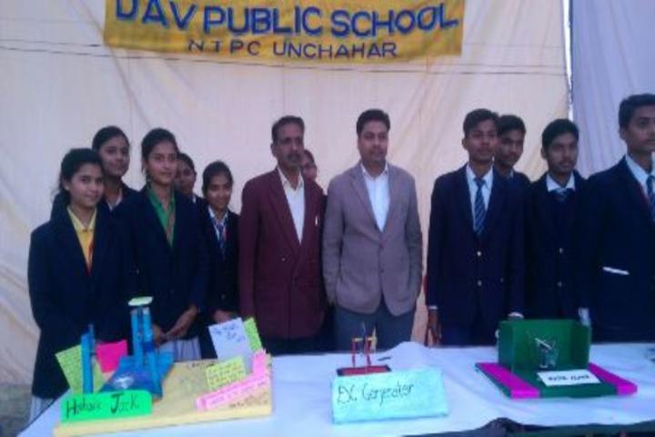 D A V Public School -Event