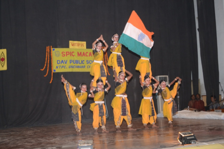 D A V Public School -Independence day