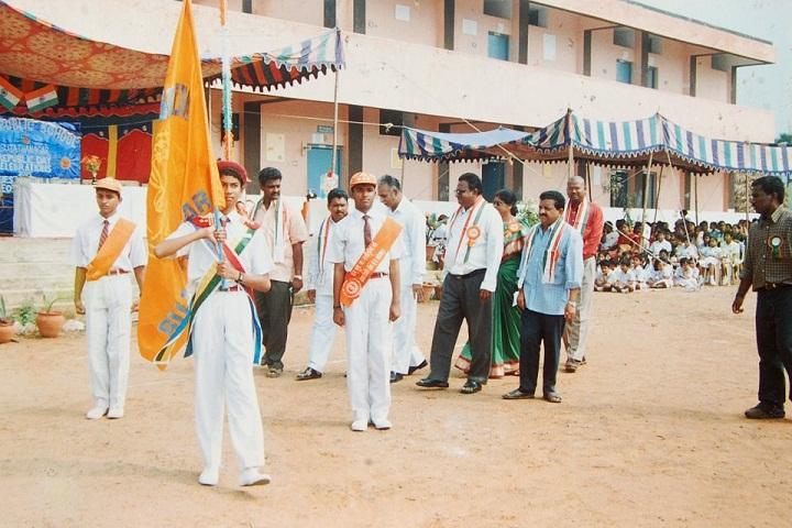 D A V Public School-Celebrations