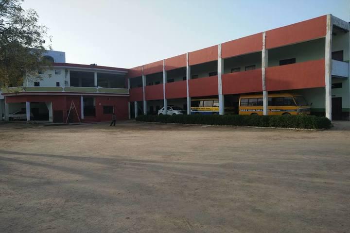 D R S S Modern Public School-Campus