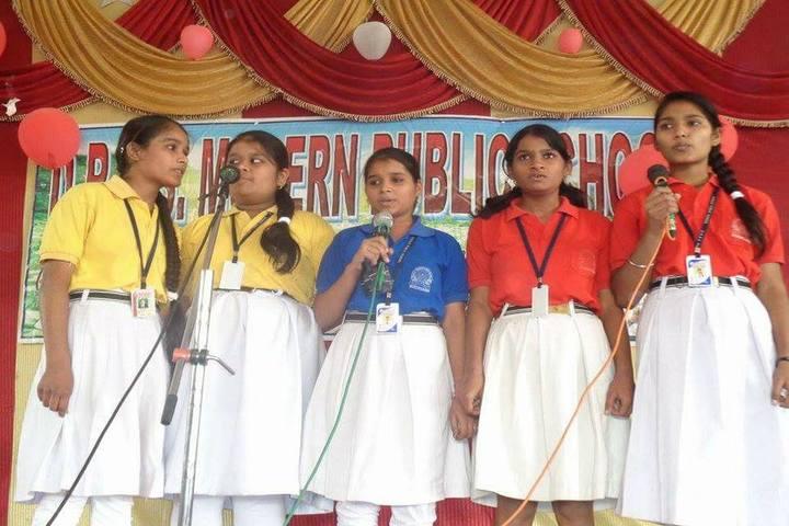D R S S Modern Public School-Singing