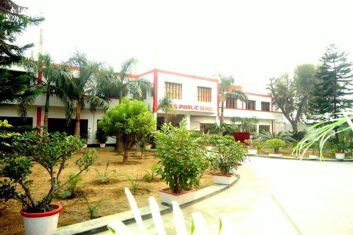 D S Public School-Campus