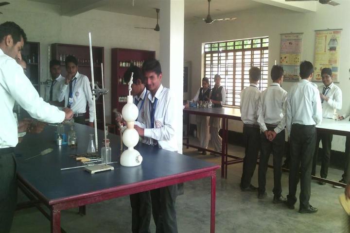 D S Public School-Lab