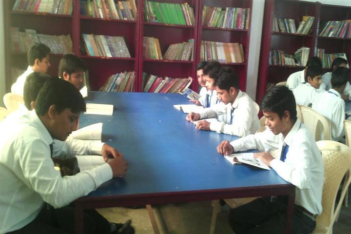 D S Public School-Library