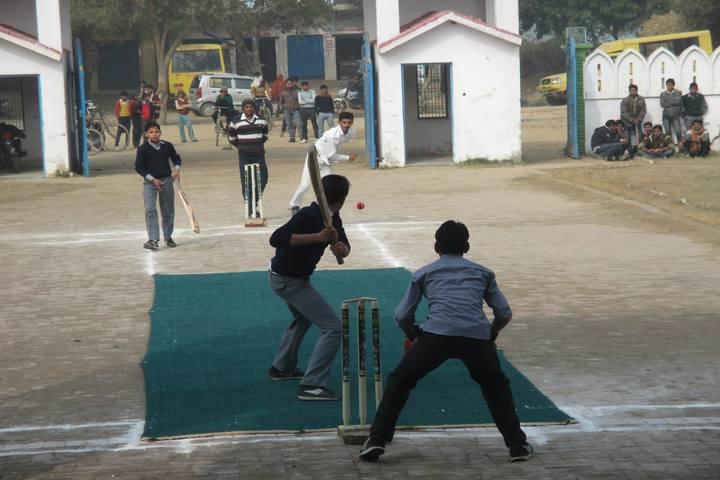 D S Public School-Cricket Competition