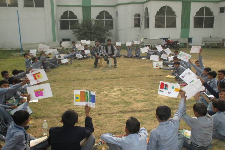 D S Public School-Drawing Competition