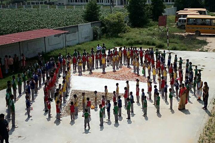 D S Public School-Independence Day