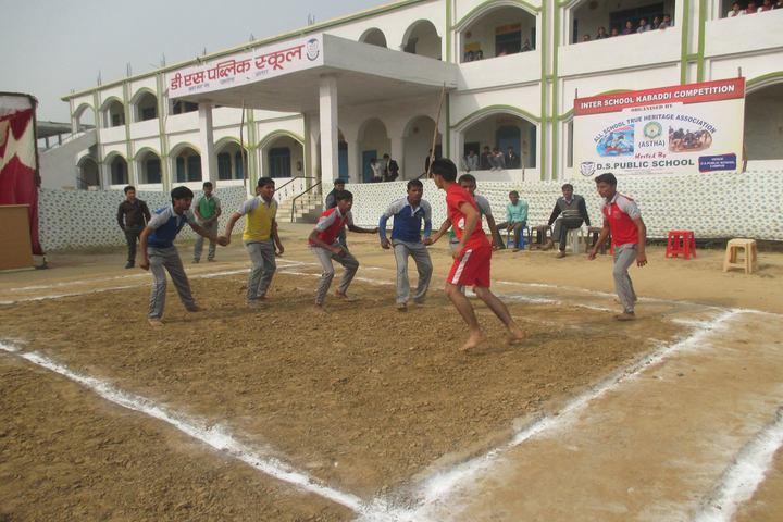 D S Public School-Kabaddi Competition