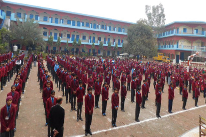 DAV Public School-Assembly