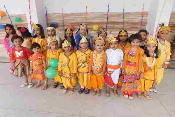 DAV Public School-Janmashtami
