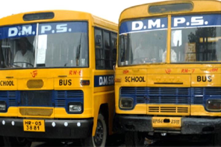 D M Public School-Transport