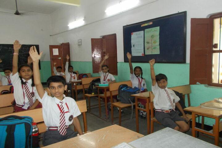 D P Public School-Classroom