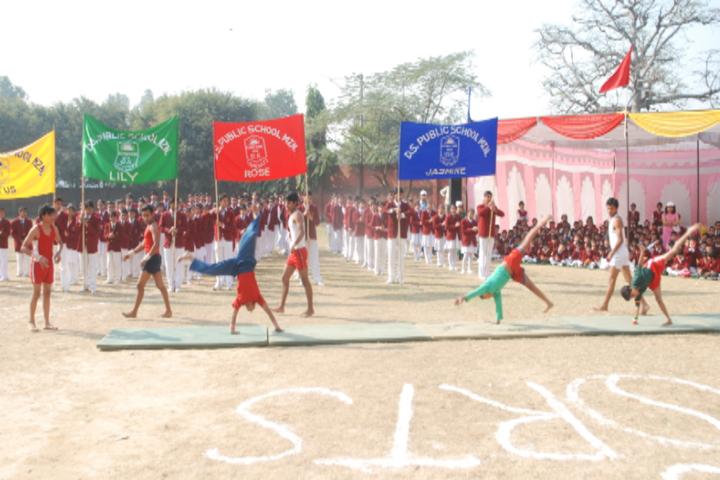 D S Public School-Sports activity