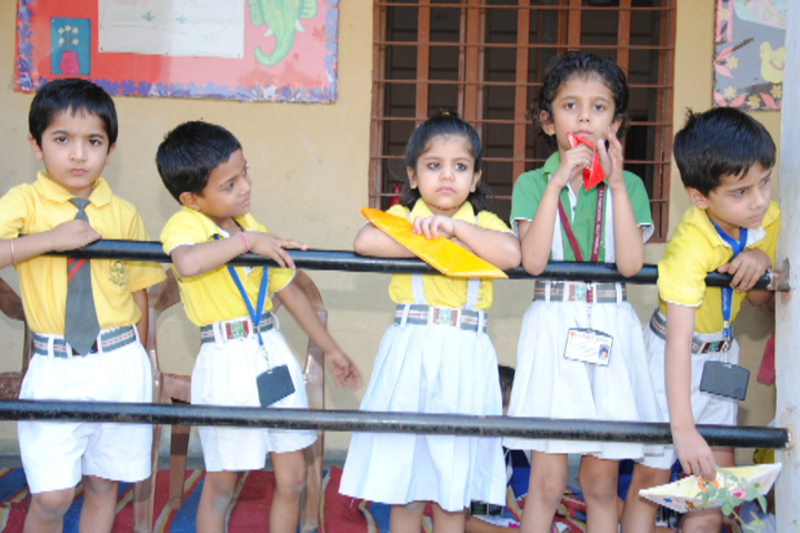 D S Public School-Students
