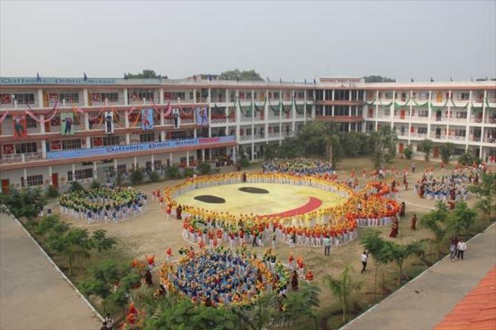 Daffodils Public School-Campus