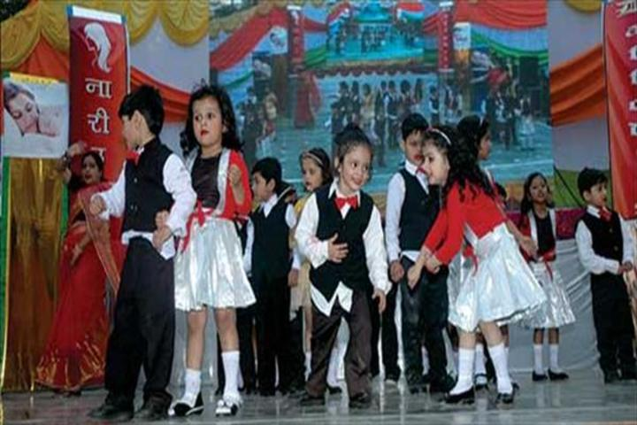 Daffodils Public School-KG Dance