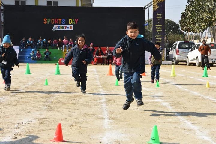 Dalimss Sunbeam School-Sports day