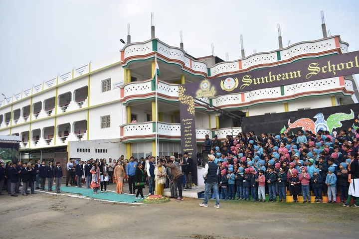 Dalimss Sunbeam School-Republic day