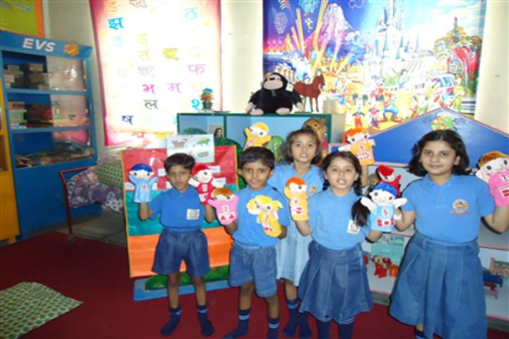 Darshan Academy-KG