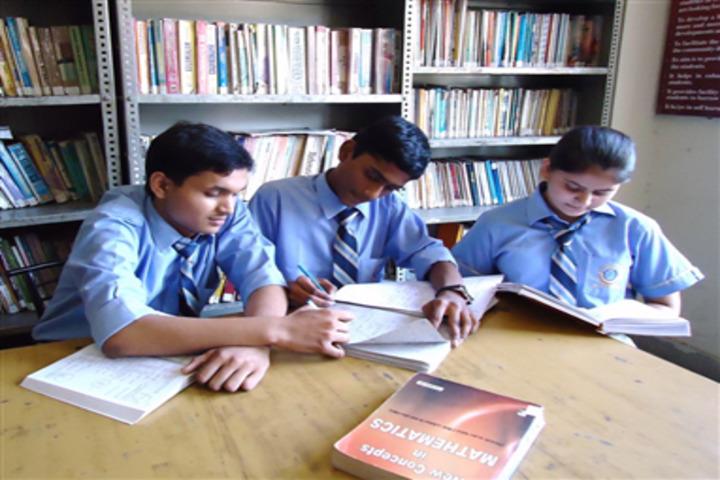 Darshan Academy-Library