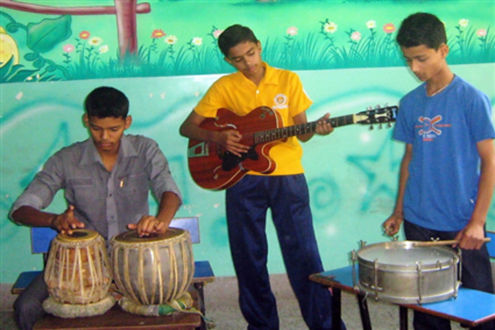 Darshan Academy-Music