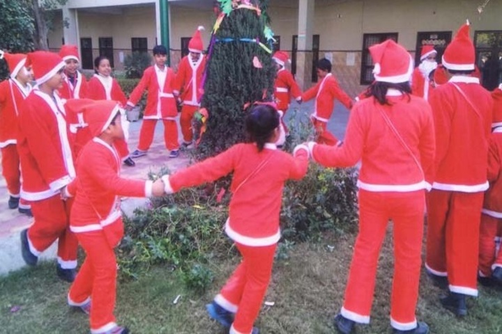 Das Universal Academy-Christmas-Celebration