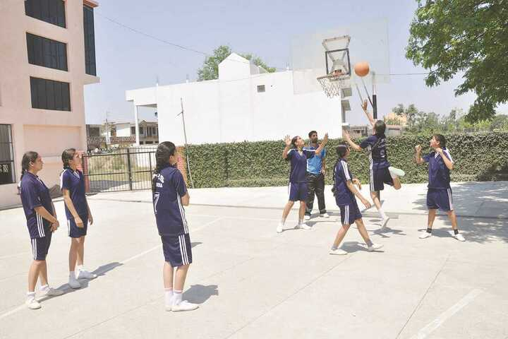 Dashmesh Public School-Sports