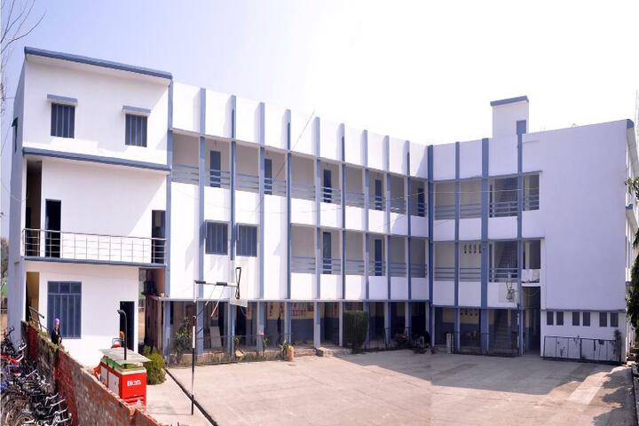 Dashmesh Public School-Building