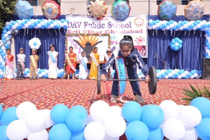 Dav Public School-Fest