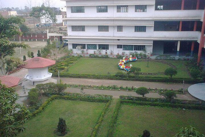 Dav Public School-School-View