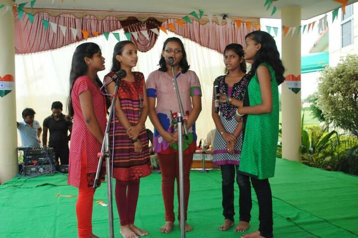 Dav Public School-Singing