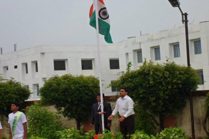 Dav Public School-National day Celebration