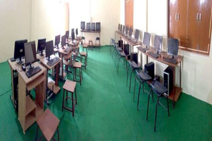 Dawn Washco School-Computer Lab