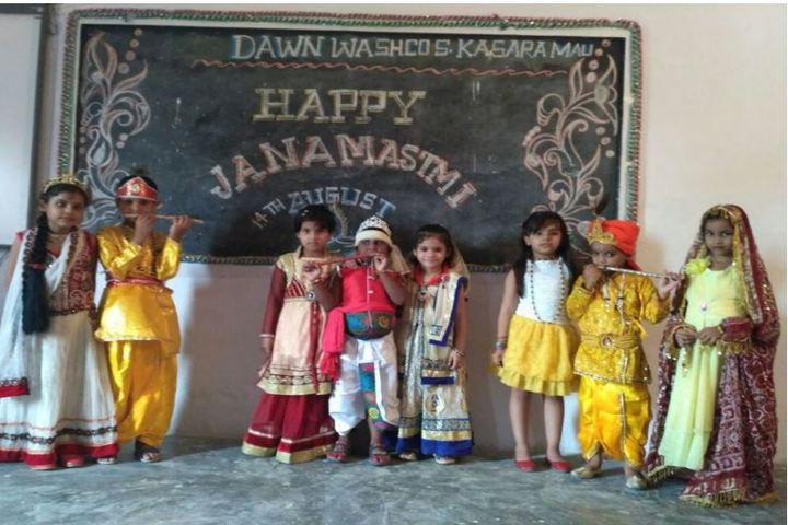 Dawn Washco School-Janamastami Celebrations