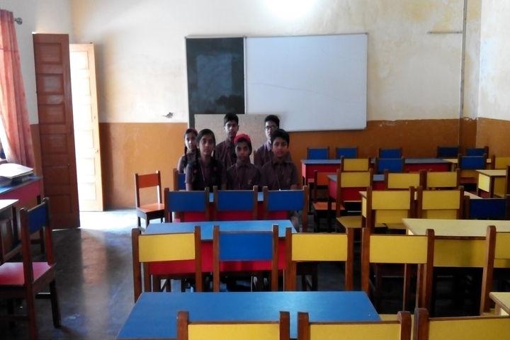 Dayanand Bal Mandir-Classroom1
