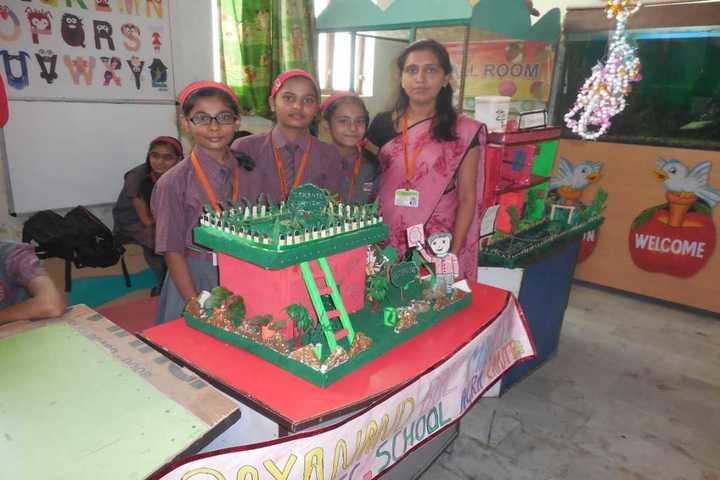 Dayanand Bal Mandir Senior Secondary School-Exhibition